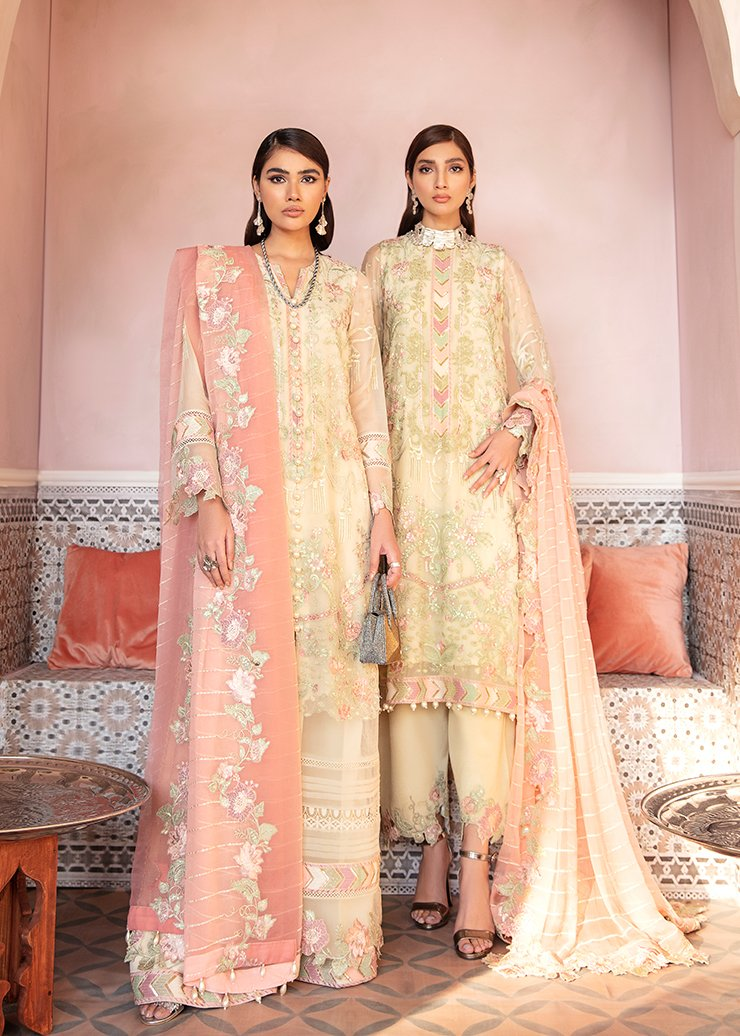 Afrozeh 2021 - Nauratan | MEHAK - Peach : Buy Afrozeh  Pakistani clothing brand at our Online store. Lebaasonline Has all the latest Women`s Clothing Collection of Salwar Kameez, Indian & Pakistani  Bridal and Wedding Party attire Collection. Shop Afrozeh 2021 - Nauratan ORIGINAL DESIGNER DRESSES IN THE UK ONLINE.