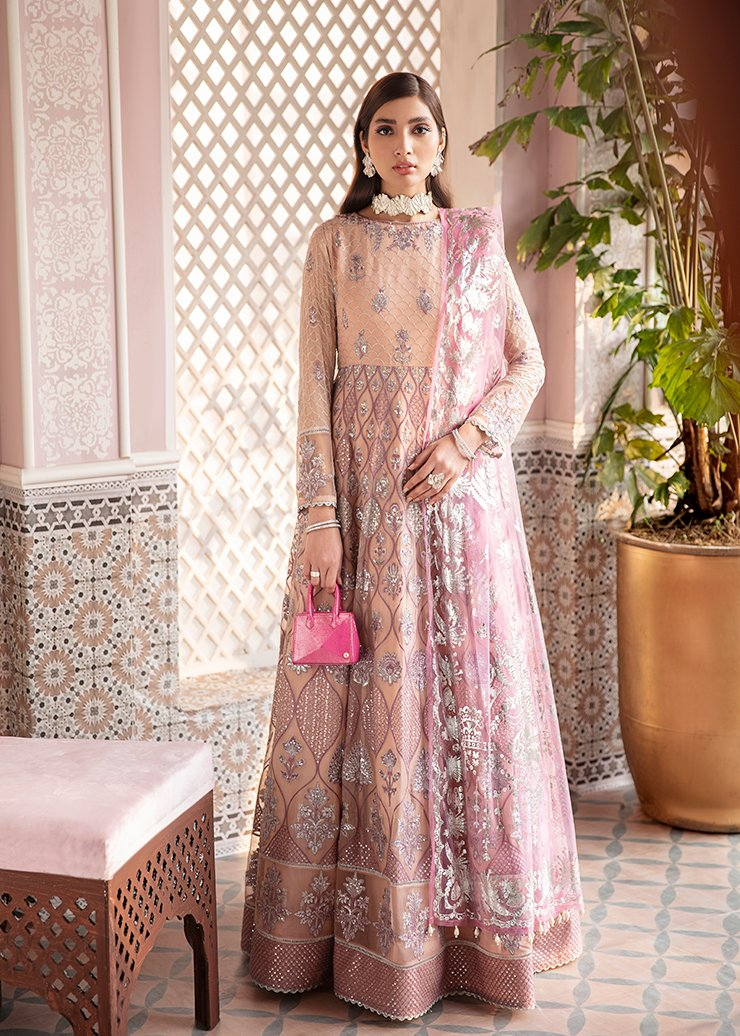 Afrozeh 2021 - Nauratan | KHUSHI - Pink : Buy Afrozeh  Pakistani clothing brand at our Online store. Lebaasonline Has all the latest Women`s Clothing Collection of Salwar Kameez, Indian & Pakistani  Bridal and Wedding Party attire Collection. Shop Afrozeh 2021 - Nauratan ORIGINAL DESIGNER DRESSES IN THE UK ONLINE.