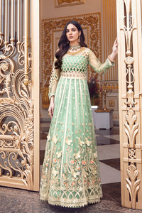 Shop now EMAAN ADEEL | BELLE ROBE - BR- 02 JUNGLE FRUIT at www.LebaasOnline.co.uk  Net embroidered mirror work, New Indian & Pakistani Designer Partywear Suits in the UK and USA at LebaasOnline. Browse new EMAAN ADEEL | BELLE ROBE - BR-02 JUNGLE FRUIT Chiffon, Wedding Party, Nikah & Walima dresses SALE at LebaasOnline.