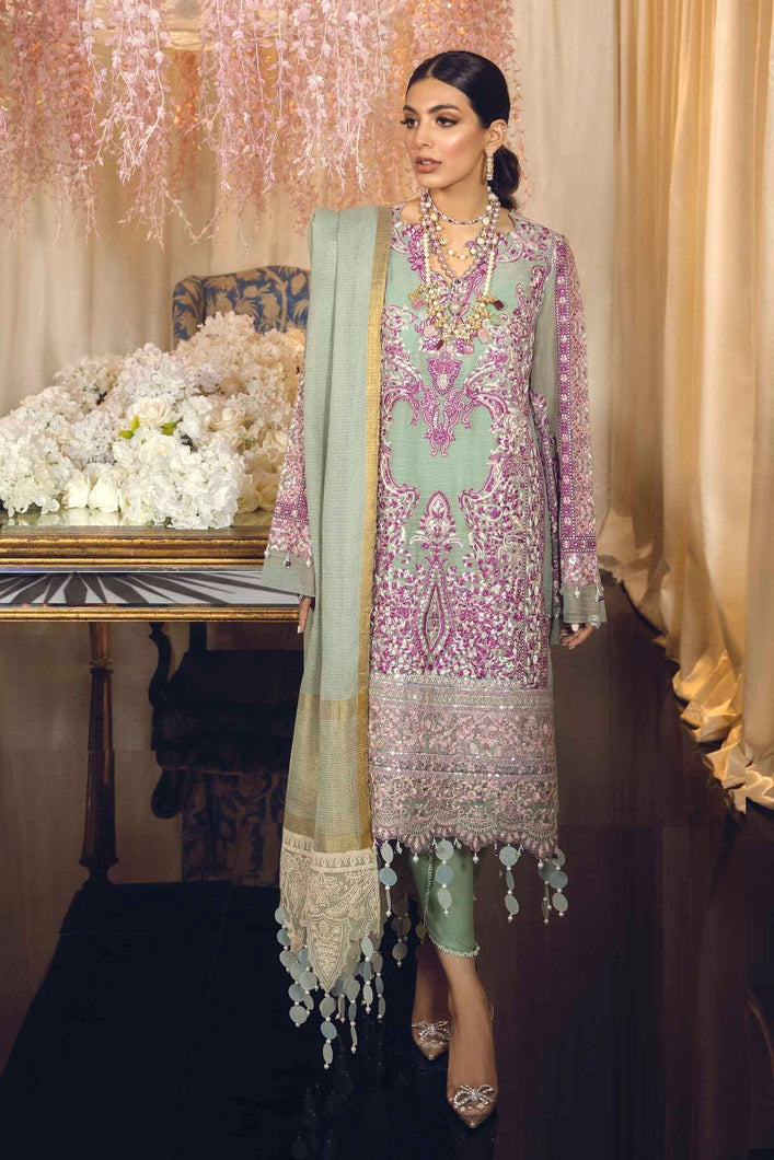 Buy SANA SAFINAZ | Muzlin Lawn 2021-01A Green from Lebaasonline Pakistani Clothes Stockist in the UK @ best price- SALE ! Shop Eid Dress 2021, Maria B Lawn 2021 Summer Suits, New Pakistani Clothes Online UK for Eid, Party & Bridal Wear. Indian & Pakistani Summer Lawn Dresses by SANA SAFINAZ in UK & USA at LebaasOnline.