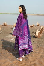 Load image into Gallery viewer, Buy Baroque Embroidered Summer Collection 2021 | Allium Purple Dress at exclusive price. Shop Pakistani designer clothes of BAROQUE LAWN, dress pak for Evening wear available at LEBAASONLINE on SALE prices Get the latest Pakistani dresses unstitched and ready to wear eid dresses in Austria, Spain, Birhamgam & UK!