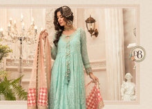 Load image into Gallery viewer, D8- Maria B Mbroidered Chiffon EID 2020
