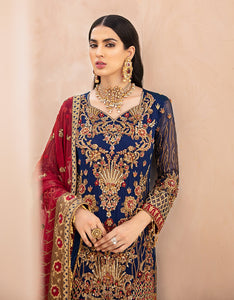 Emaan Adeel Bridal Collection 2020 Volume 3-GRANOLA CARMINA D-306