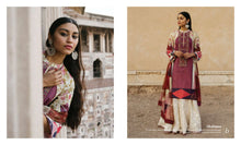 Load image into Gallery viewer, ZARA SHANJAHAN Shabnam b Lawn Suit 2020 online Pakistani Anarkali Suits Party Wear Indian Dresses Pakistani Dresses