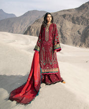 Load image into Gallery viewer, Shop NOW REPUBLIC WOMENSWEAR WINTER COLLECTION 2021- Shigar at www.LebaasOnline.co.uk. Digital printed Shawl with embroidery, New Indian & Pakistani Designer Party wear Indian & Pakistani Suits in the UK & USA at LebaasOnline. Browse new REPUBLIC WOMENSWEAR WINTER COLLECTION 2020/21 Wedding Party & Casual dresses-SALE