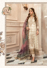 Load image into Gallery viewer, D2 - Maria B Mbroidered Chiffon EID 2020