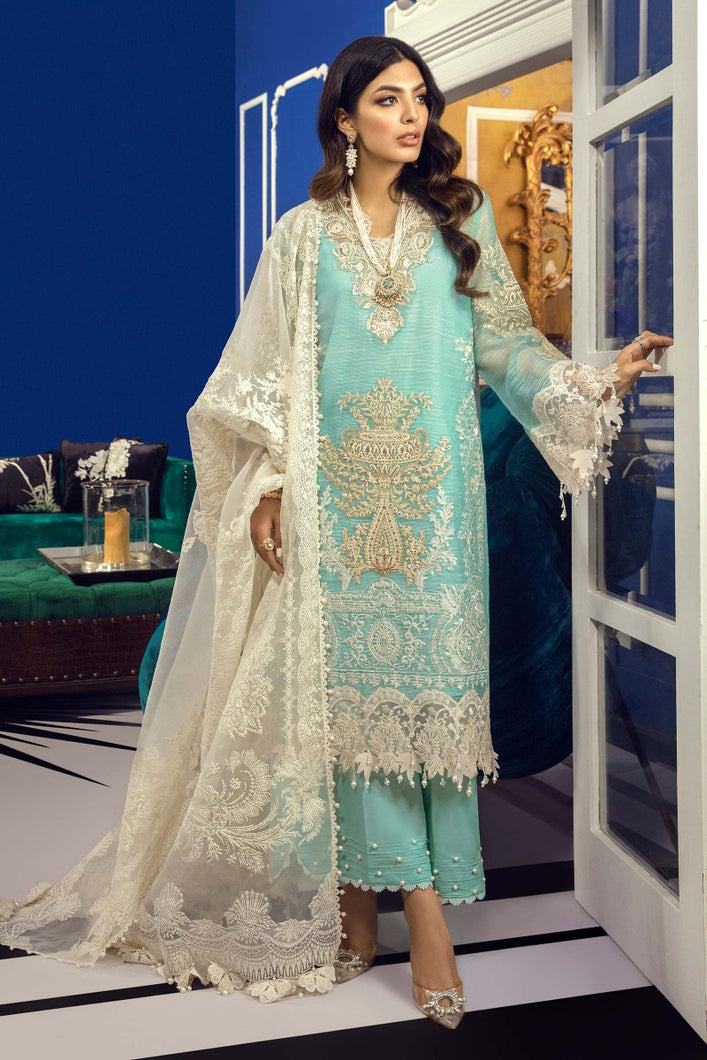 Buy SANA SAFINAZ | Muzlin Lawn 2021-02B GREEN from Lebaasonline Pakistani Clothes Stockist in the UK @ best price- SALE ! Shop Eid Dress 2021, Maria B Lawn 2021 Summer Suits, New Pakistani Clothes Online UK for Eid, Party & Bridal Wear. Indian & Pakistani Summer Lawn Dresses by SANA SAFINAZ in UK & USA at LebaasOnline
