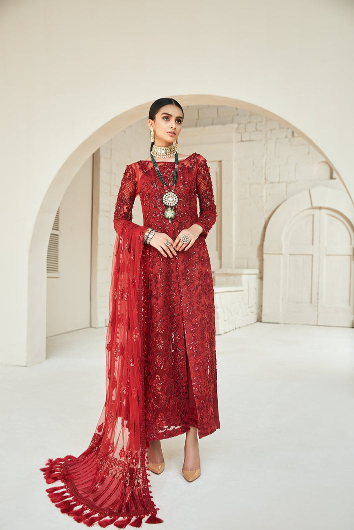 MARYAM HUSSAIN - MARWA LUXURY FORMALS COLLECTION 2020 - Rubi