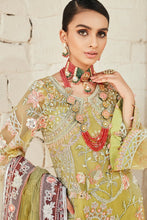 Load image into Gallery viewer, MARYAM HUSSAIN - MARWA LUXURY FORMALS COLLECTION 2020 - Tuscany