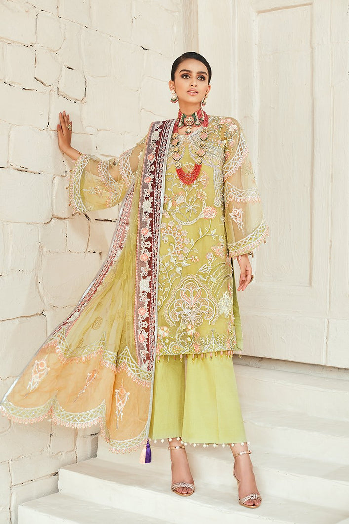 MARYAM HUSSAIN - MARWA LUXURY FORMALS COLLECTION 2020 - Tuscany