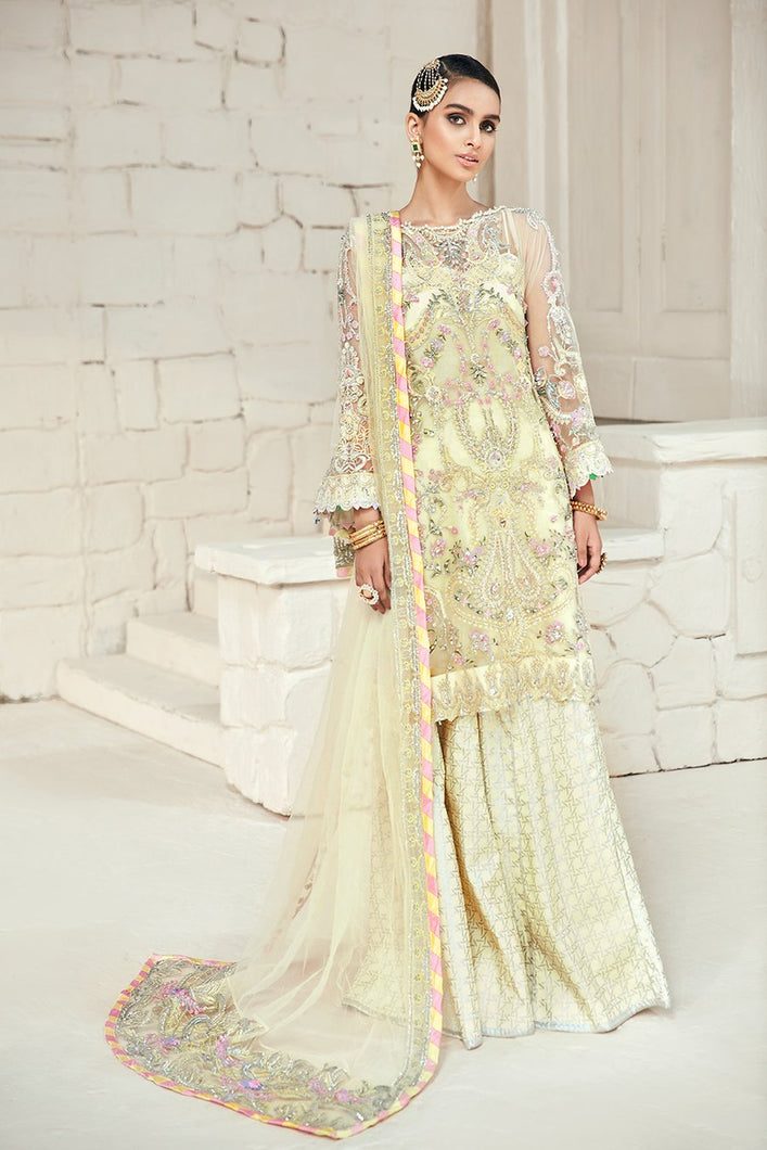MARYAM HUSSAIN - MARWA LUXURY FORMALS COLLECTION 2020 - Sunscape