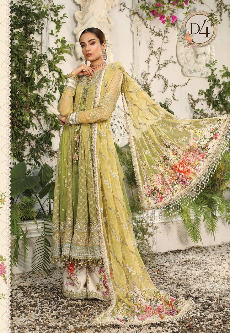 Buy Now Pakistani Clothes Online UK-Maria B Heritage, Wedding, Luxury Lawn 2020, Embroidered Chiffon, Mbroidered Chiffon Eid Collection 2020 & Bridal Wear & Ready Made Suits for Pakistani Party Wear UK at LebaasOnline. We ship USA , Australia, France and worldwide at Best Discount Price!