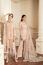 Load image into Gallery viewer, DOVE - Baroque Chantelle Chiffon Pakistani Suit