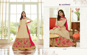 Wedding & Party Gown by Aashirwad