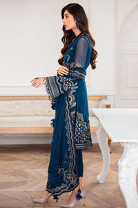 Buy Jazmin-Kaavish Pakistani Clothes For Women at Our Online Pakistani Designer Boutique UK, Indian & Pakistani Clothing and ready-made Asian Clothes UK Jazmin Suits, Baroque Embroidered Chiffon Collection 2020 & Indian Party Wear Outfits in USA on discount price exclusively available at our Online store Lebaasonline !