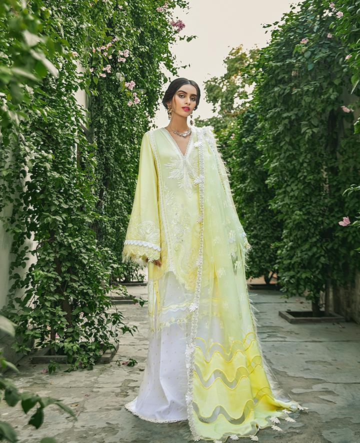 VAADA Eid Collection 2020 - PARISA - Mu 4 (A) online Pakistani designer dress Anarkali Suits Party Werar Indian Dresses Pakistani Dresses