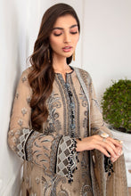 Load image into Gallery viewer, Buy Jazmin-Nirush Pakistani Clothes For Women at Our Online Pakistani Designer Boutique UK, Indian & Pakistani Clothing and ready-made Asian Clothes UK Jazmin Suits, Baroque Embroidered Chiffon Collection 2020 & Indian Party Wear Outfits in USA on discount price exclusively available at our Online store Lebaasonline !