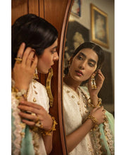 Load image into Gallery viewer, VAADA Eid Collection 2020 - PARISA - Mu 4 (A) online Pakistani designer dress Anarkali Suits Party Werar Indian Dresses Pakistani Dresses
