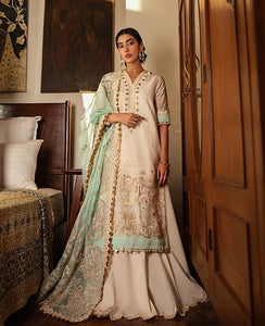 VAADA Eid Collection 2020 - ZAREEN - Mu 3 (B) online Pakistani designer dress Anarkali Suits Party Werar Indian Dresses Pakistani Dresses