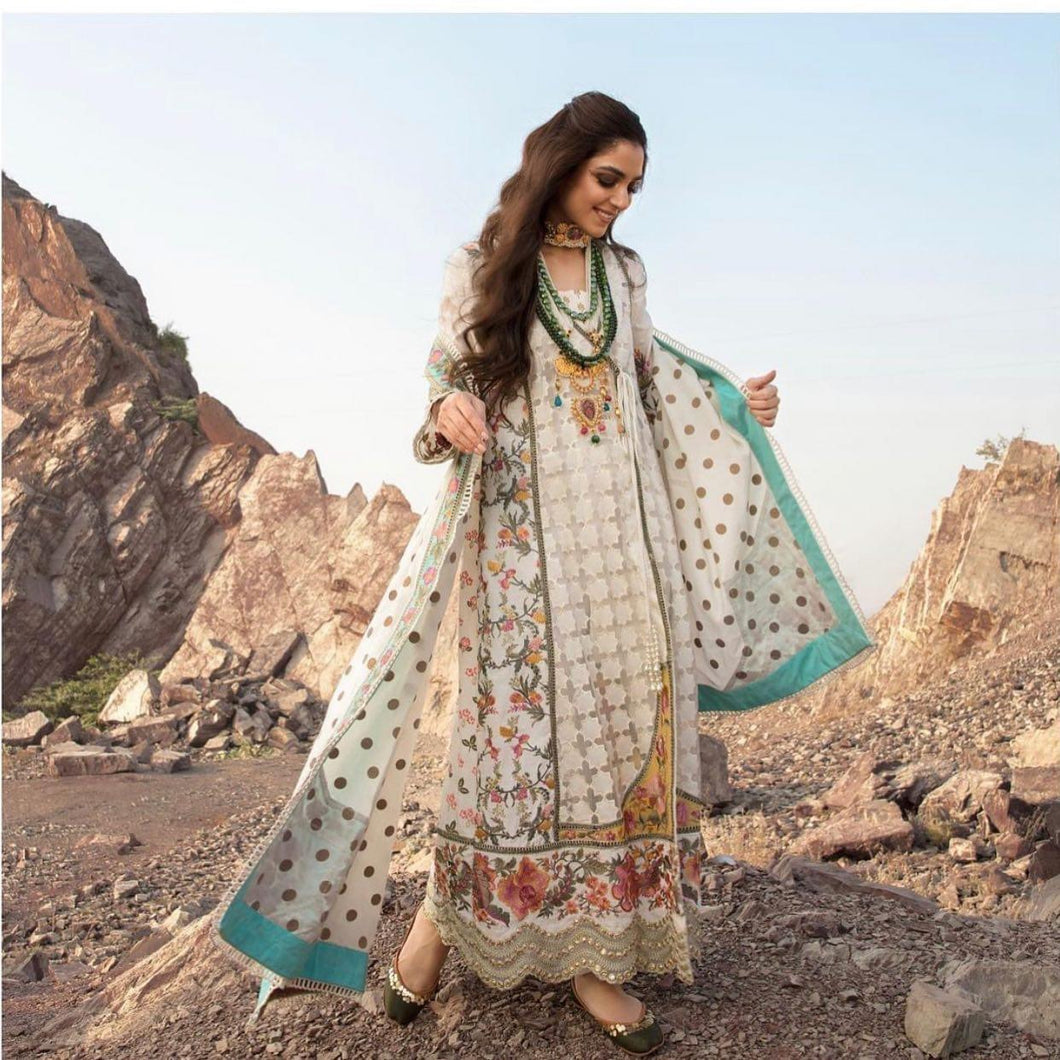Buy Crimson Winter Collection 2020 x Saira Shakira 5B in the UK and USA -SALE ! Shop Crimson PK Pakistani Designer Clothing in the UK for winter wedding and party. Browse our latest Crimson Luxury Dresses in Small, Medium & Large Sizes for Indian Pakistani Women. Shop Online Readymade Salwar White Suits at our Boutique.