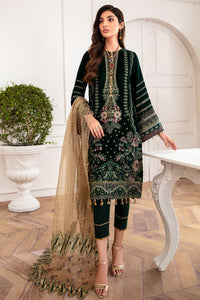 Buy Jazmin-Mala Pakistani Clothes For Women at Our Online Pakistani Designer Boutique UK, Indian & Pakistani Clothing and ready-made Asian Clothes UK Jazmin Suits, Baroque Embroidered Chiffon Collection 2020 & Indian Party Wear Outfits in USA on discount price exclusively available at our Online store Lebaasonline !
