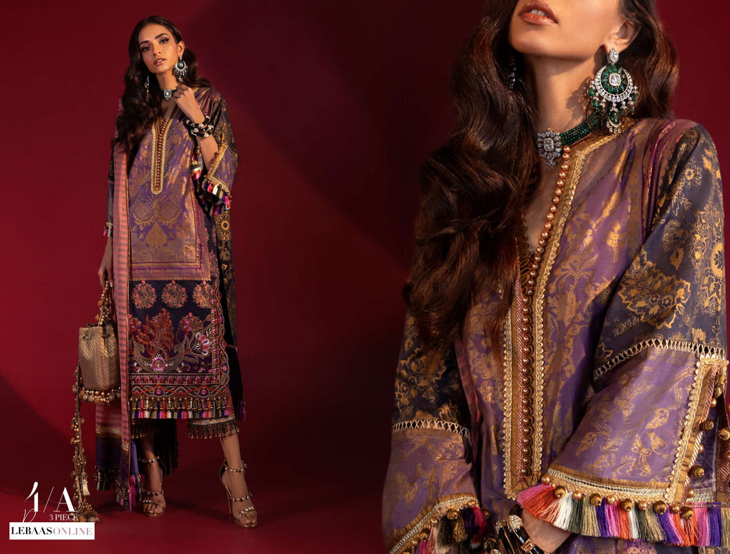 Kurnool Collection 20 by Sana Safinaz - 4A