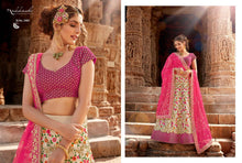 Load image into Gallery viewer, Pink Lehenga by Nakkashi 2020 - LebaasOnline