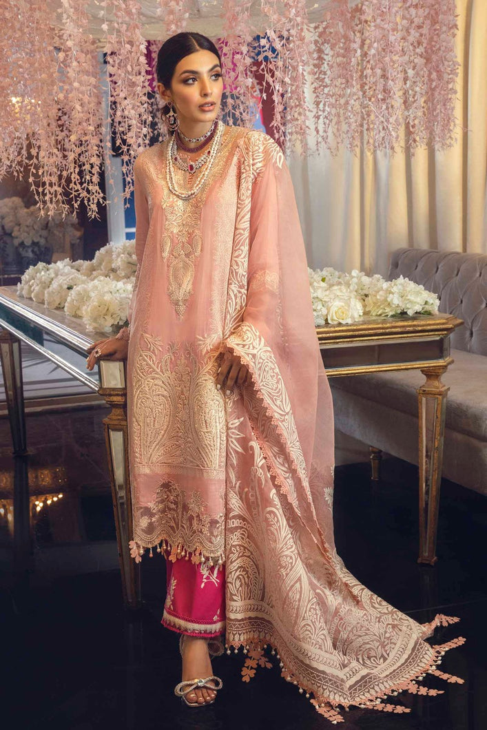 Buy SANA SAFINAZ | Muzlin Lawn 2021-04A PINK from Lebaasonline Pakistani Clothes Stockist in the UK @ best price- SALE ! Shop Eid Dress 2021, Maria B Lawn 2021 Summer Suits, New Pakistani Clothes Online UK for Eid, Party & Bridal Wear. Indian & Pakistani Summer Lawn Dresses by SANA SAFINAZ in UK & USA at LebaasOnline