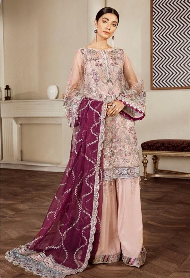 Buy Baroque Chiffon Collection 2021, Red from Lebaasonline Pakistani Clothes Stockist in the UK @ best price- SALE ! Shop  Baroque, Noor LAWN 2021, Maria B Lawn 2021 Summer Suits, Pakistani Clothes Online UK for Wedding, Party & Bridal Wear. Indian & Pakistani Summer Dresses by  Baroque in the UK & USA at LebaasOnline.