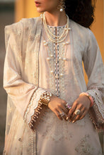 Load image into Gallery viewer, Buy Baroque Embroidered Summer Collection 2021 | Cleome Cream Dress at exclusive price. Shop Pakistani outfits of BAROQUE LAWN, Pakistani suits for Evening wear available at LEBAASONLINE on SALE prices Get the latest Pakistani dresses unstitched and ready to wear eid dresses in Austria, Spain, Birhamgam & UK!