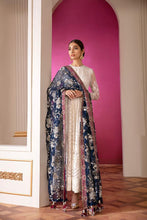 Load image into Gallery viewer, GLAZE - Baroque Chantelle Chiffon Pakistani Suit