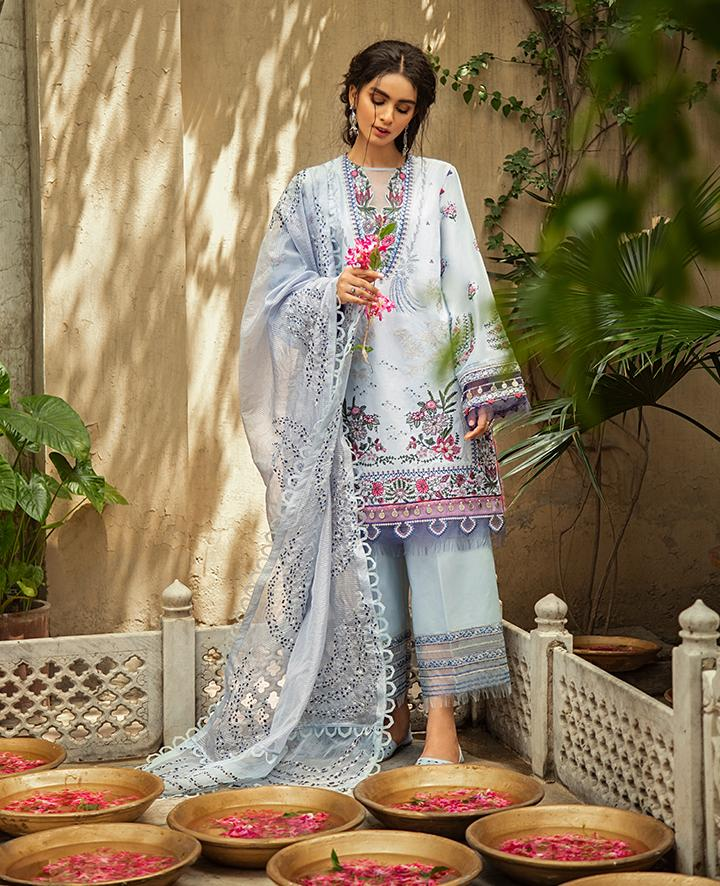 VAADA Eid Collection 2020 - ZEBAYISH - Mu 5 (A) online Pakistani designer dress Anarkali Suits Party Werar Indian Dresses Pakistani Dresses