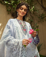 Load image into Gallery viewer, VAADA Eid Collection 2020 - ZEBAYISH - Mu 5 (A) online Pakistani designer dress Anarkali Suits Party Werar Indian Dresses Pakistani Dresses