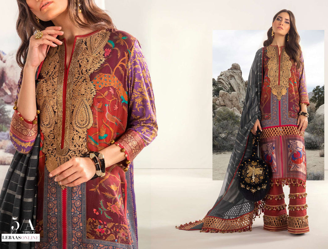 Kurnool Collection 20 by Sana Safinaz - 5A