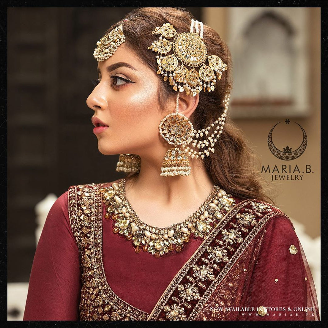 Jhoomer - Pakistani Jewellery by Maria B
