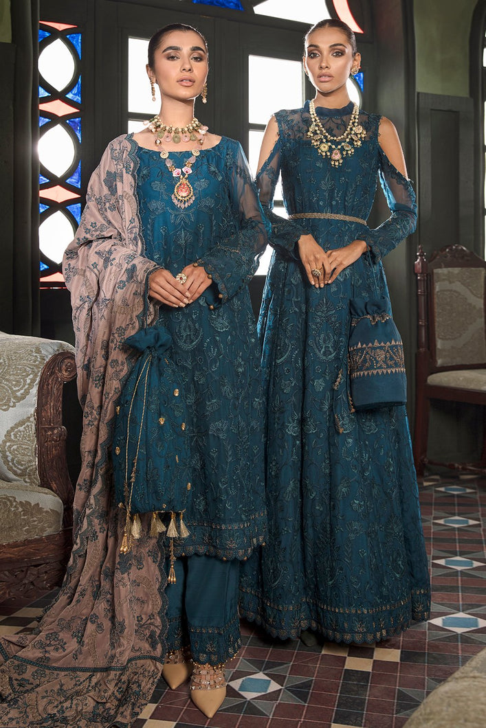 IZNIK | Mehrak Festive Collection 2020 - IVC20-08 VINA (3PC)