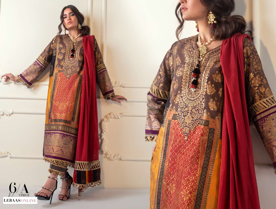 Kurnool Collection 20 by Sana Safinaz - 6A