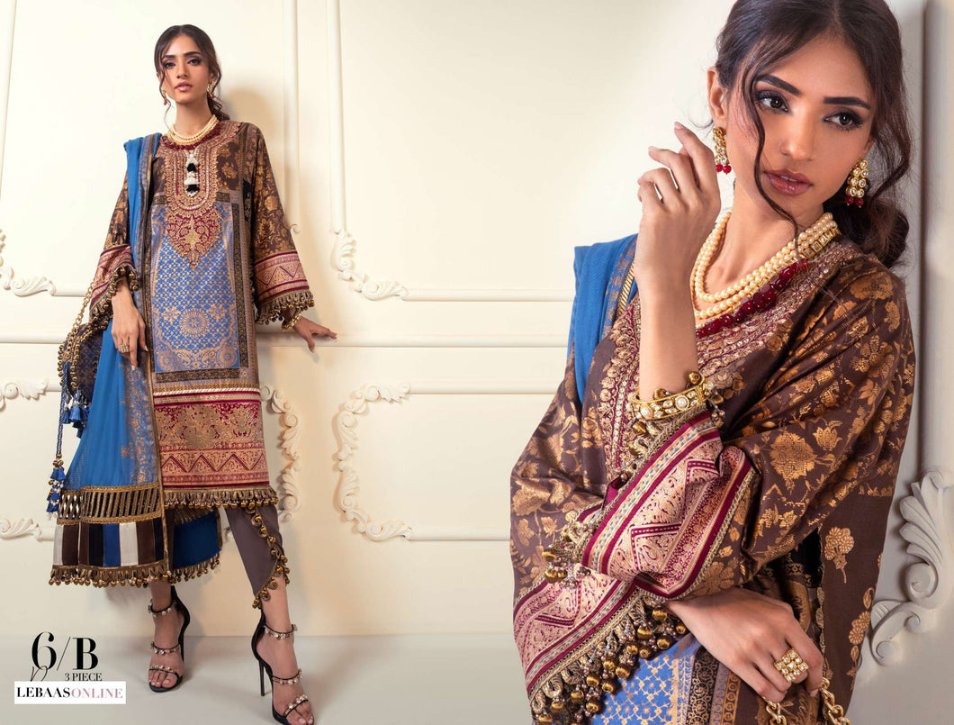 Kurnool Collection 20 by Sana Safinaz - 6B