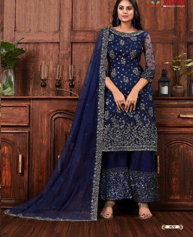 Vipul Fashion Pristine - 4572