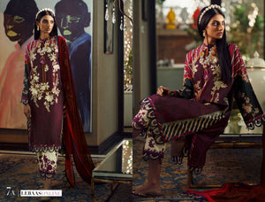 SANA SAFINAZ Spring / Summer 2020 MAHAY 7A Lawn Suit online Pakistani designer dress Anarkali Suits Party Werar Indian Dresses Pakistani Dresses