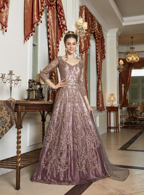 AYANN by Vipul 2020 Designer Anarkali Gowns - Lilac