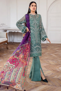 Buy Jazmin-Vasl Pakistani Clothes For Women at Our Online Pakistani Designer Boutique UK, Indian & Pakistani Clothing and ready-made Asian Clothes UK Jazmin Suits, Baroque Embroidered Chiffon Collection 2020 & Indian Party Wear Outfits in USA on discount price exclusively available at our Online store Lebaasonline !