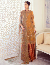 Load image into Gallery viewer, Iznik Designer Suit Wedding 2020- ID-07 DESERT MONARCH