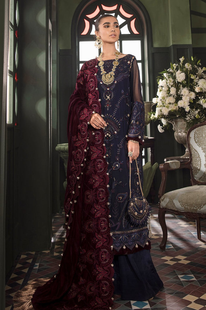 Shop now IZNIK | Mehrak Festive Collection 2020 - IVC20-03 SETAH, IZNIK ready made Pakistani clothes online 2020/ 21 Collection. New Indian & Pakistani Designer Suits in the UK and USA at LebaasOnline. Browse Iznik Velvet, Iznik Chiffon, Wedding Party, Nikah & Walima dresses -SALE