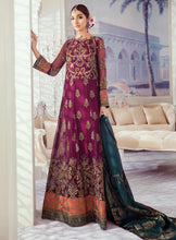 Load image into Gallery viewer, Iznik Designer Suit Wedding 2020-ID-05 VIVID MEADOW