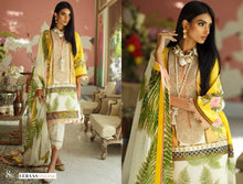 Load image into Gallery viewer, SANA SAFINAZ Spring / Summer 2020 MAHAY 8B Lawn Suit online Pakistani designer dress Anarkali Suits Party Werar Indian Dresses Pakistani Dresses
