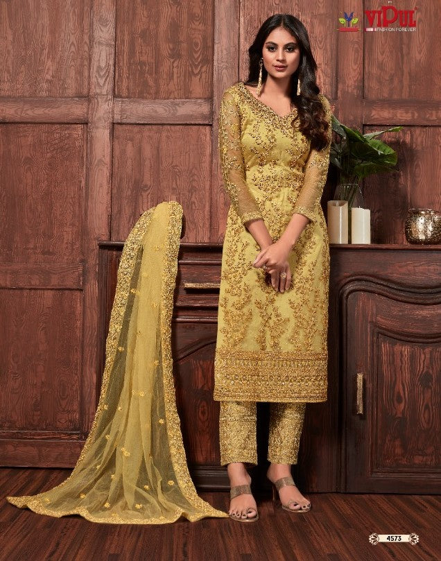 Vipul Fashion Pristine - 4573