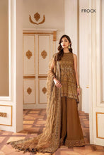 Load image into Gallery viewer, SUN DUST - Baroque Chantelle Chiffon Pakistani Suit