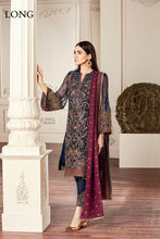 Load image into Gallery viewer, ROUGE - Baroque Chantelle Chiffon Pakistani Suit