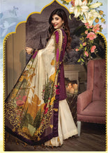 Load image into Gallery viewer, Anaya Luxury Lawn 2020 Suit maroon and tropical